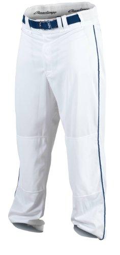 RAWLINGS Herren Baseballhose, Unisex, Baseball Bekleidung Hose, PRO150P-W/N-92, Mehrfarbig, Einheitsgröße