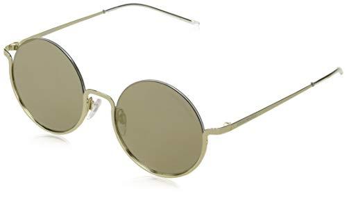 Emporio Armani Gafas de Sol EA 2112 Rose Gold/Gold 50/19/140 mujer