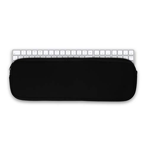 kwmobile Tastatur-Hülle kompatibel mit Apple Magic Keyboard mit Ziffernblock - Neopren Schutzhülle Case Tasche für Tastatur