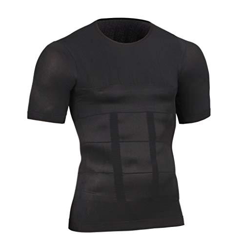 KinshopS Neoprene Waist Trainer Vest Sweat Corset Zipper Hook Body Shaper Tummy Control