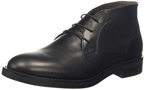 Stonefly Carnaby Calf, Chukka Boots Homme, Noir Black 000, 43 EU