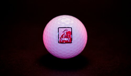 HOLZundEISEN Leuchtender Golfball 10 Stück