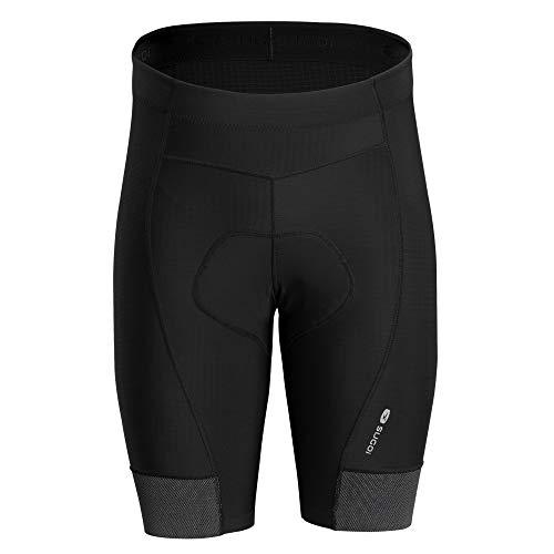 Sugoi Evolution Zap - Pantaloncini da Uomo, Taglia S, Colore: Nero