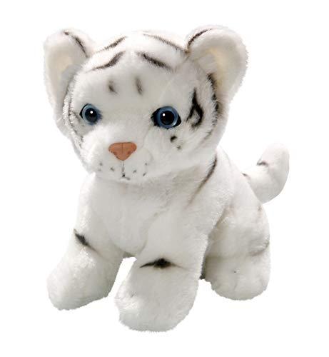 Carl Dick Peluche - Tigre Blanco (Felpa, 17cm) [Juguete] 3386005