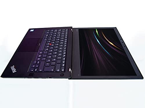 Lenovo ThinkPad T470 Business Notebook Intel i5 2x2.6 GHz Prozessor 7.Gen 8 GB Arbeitsspeicher 256 GB SSD 14 Zoll Bildschirm Full HD 1920x1080 IPS Cam Windows 10 Pro Q35 (generalüberholt)