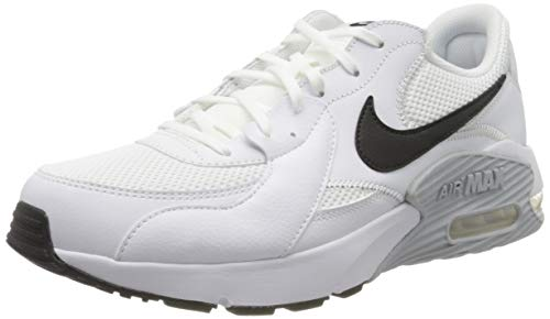 Nike Air Max Excee U, Scarpe da Corsa Uomo, Bianco (White/Black/Pure Platinum), 42.5 EU