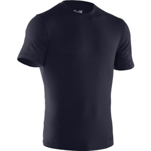 Under Armour, Charged Cotton Tactical T-shirt met korte mouwen voor heren