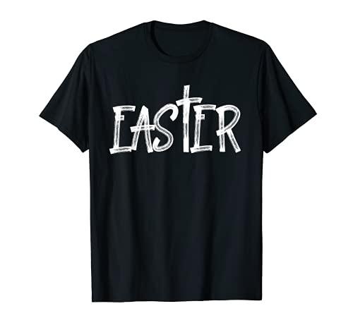 Semana Santa religiosa de Pascua inspiracional Camiseta