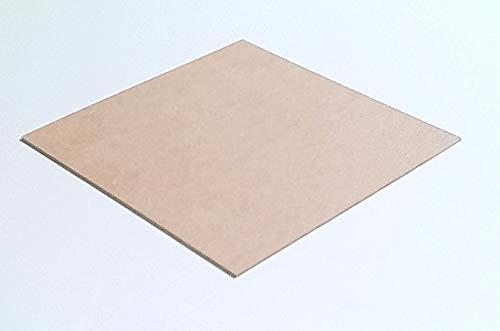 3 mm dikke MDF-platen van houten platen, afdekplaten, verpakkingsplaten. Speciale maten op aanvraag. 10x10cm.