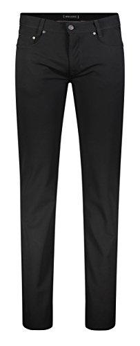 MAC Jeans Herren Hose Modern Fit Arne Carbonium, Power Black, 38W / 30L