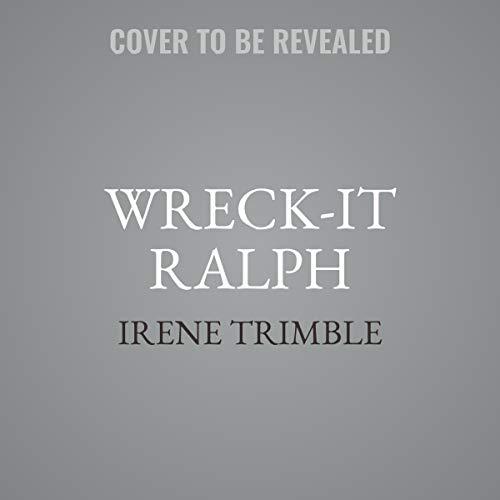 Wreck-It Ralph audiobook cover art