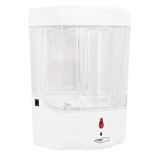 Frutero Dispensador De Jabón Automático con Sensor, Lavadora De Manos Líquida Sin Contacto Montada En La Pared, Usada En Cocina Y Baño