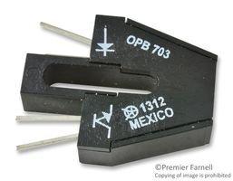 OPTEK TECHNOLOGY OPB703 OPTICAL SENSOR (SWITCH) REFLECTIVE (1 piece)