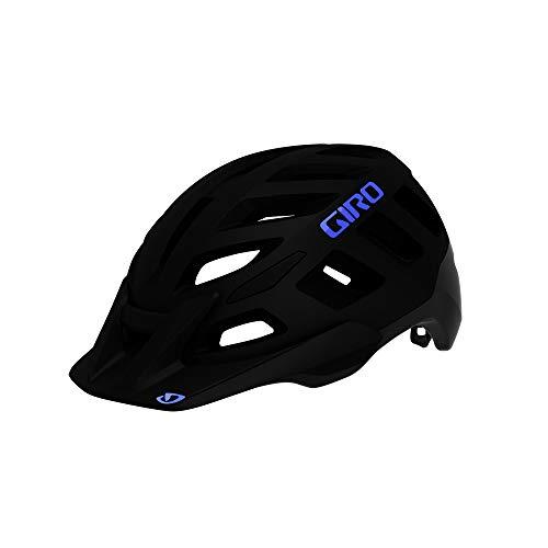 Giro Radix MIPS W Womens Mountain Cycling Helmet - Medium (55-59 cm), Matte Black/Electric Purple (2021)