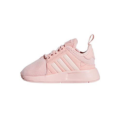adidas Unisex Baby X_PLR EL I Sneaker, Rosa (Roshel/Roshel/Roshel), 27 EU