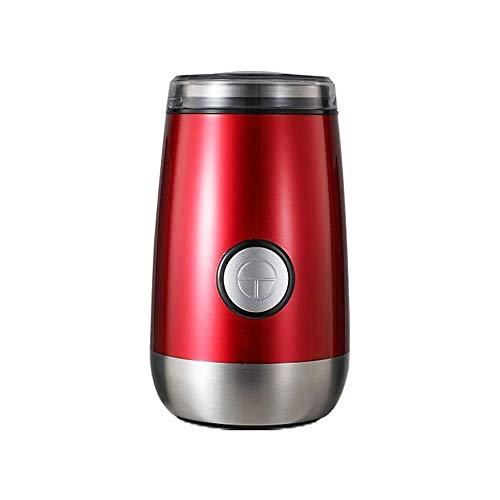 Lplpol Cafetera, cafetera, cafetera con Molinillo de café Incorporado.La máquina de Frijol a la Copa USA Granos de café Enteros o café molido Máquina de café en casa