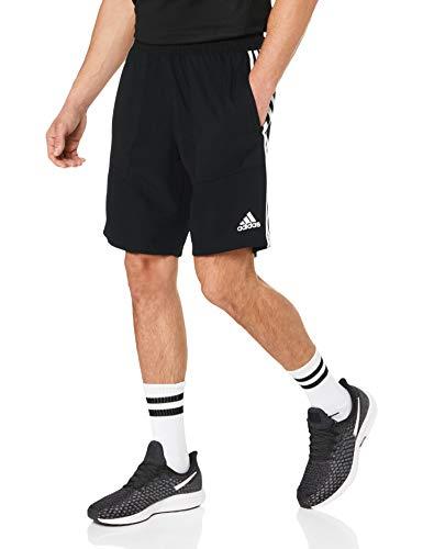 adidas TIRO19 WOV SHO Pantalón Corto, Hombre, Negro (Black/White), S