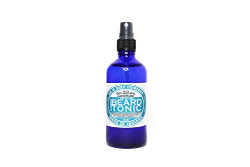 Beard Tonic Fresh Lime Barber Size With Pump With Pump 100 m
