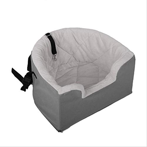 Hammock Pet Mat Car Seat Cover Dog New Multi-purpose Dog Basket Puppy Dog Bed Carrier With Traction Buckle Chihuahua House Nest 40x37x20cm Gray