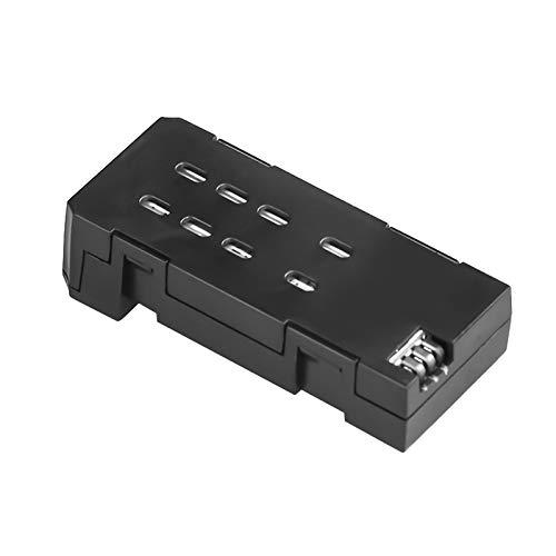 Iunser Drone Batería recargable Lipo batería para helicóptero Drone Quadcopter, conector con cable cargador USB para Ls-Xt6(3 piezas)