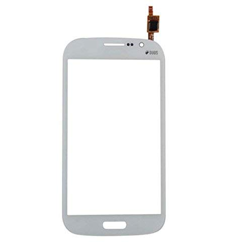 K4SS Touch Screen Digitizer Glass for Samsung Galaxy Grand Duos GT-i9082 - Colour (White) (NO Display ONLY Touch Screen Please Check Properly Before Order)