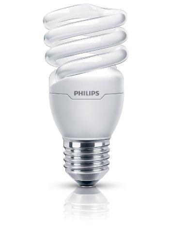 Philips TORNADO - Ampoule Economie d'énergie 15 watts Tornado 15W/230V E-27 ES
