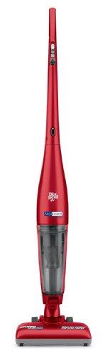 Dirt Devil Accucharge 15.6V Cordless Bagless Stick Vacuum, BD20035RED