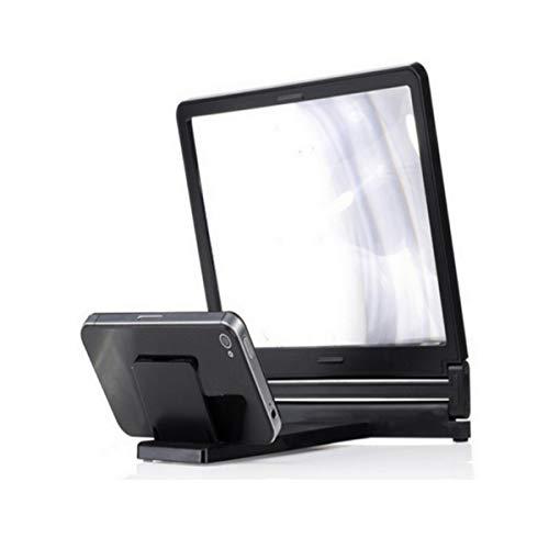 SKRCOOL draagbare mobiele telefoon scherm 3D Magnifier vouwen HD-versterker Vergroters Stand Phone Projector