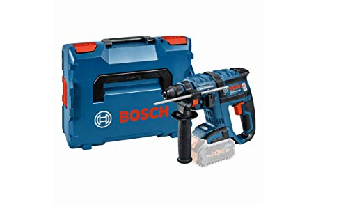 Bosch Professional GBH 18 V - EC Cordless Rotary Hammer Drill (without Battery and Charger), L - Boxx