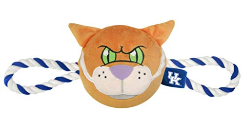 Pooch Pad Protection NCAA Kentucky Wildcats Sports Fan Toys and Games, Team Color, 6 x 11