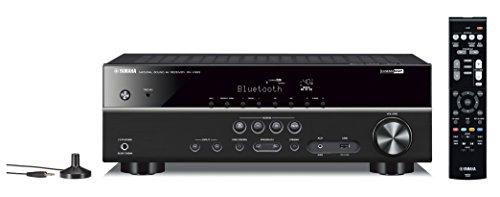 Yamaha RX-V383BL 5.1-Channel 4K AV Receiver