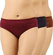 O' Womaniyah! Top Selling Cotton Women Underwear/Panties (Assorted Colours) (6, 95 cms(XL))