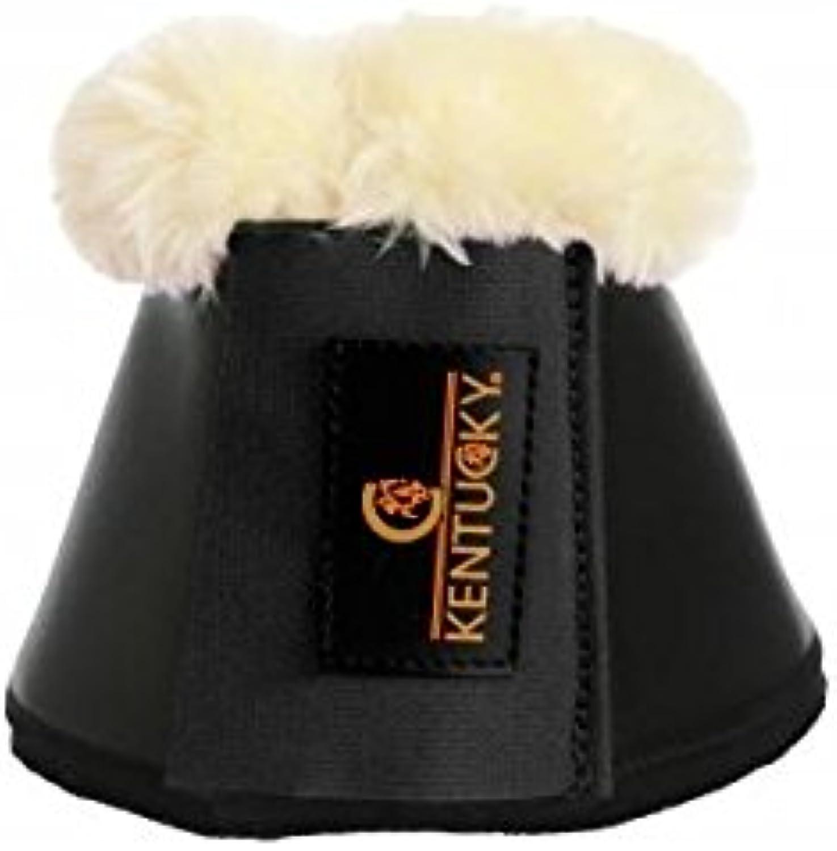 Kentucky Sheepskin Leather Overreach Boots  Size XL