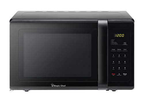 Magic Chef MCD993B 0.9 Cubic-ft Countertop Microwave (Black)
