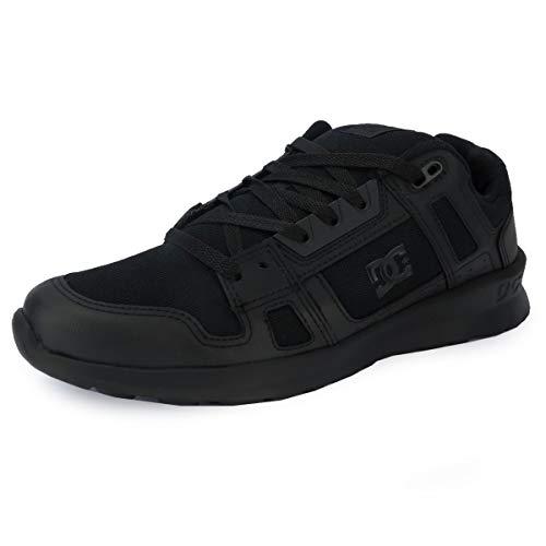 Tênis DC Shoes Stag Lite Brown Brown White