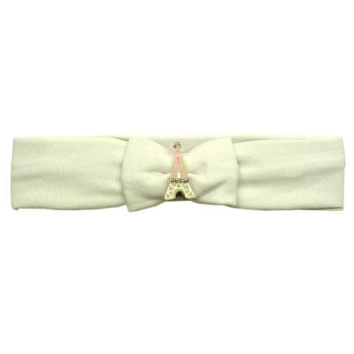Souvenirs de France - Bandeau Cheveux Fille Paris - Blanc