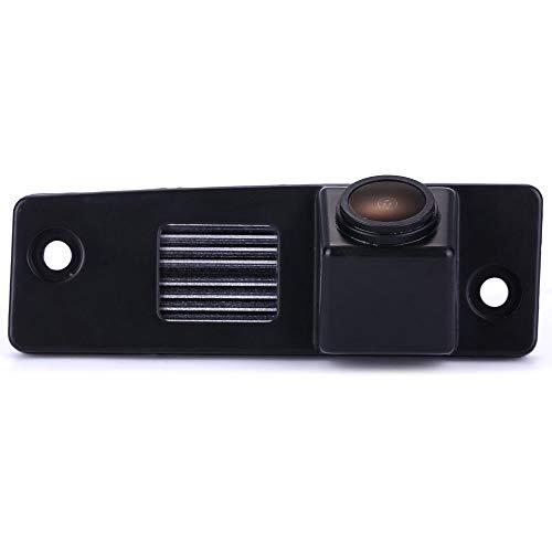 Dynavsal 1280 * 720 Pixel 1000TV Lines Starlight Super Pro HD Objectif de caméra Imperméable Vision Nocturne Einparkhilfe,Plaque d'immatriculation Caméra de Recul pour Opel Antara 2006-2017
