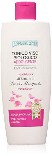 I Provenzali Set Tonico Viso Rosa Mosqueta 200 ml cad.