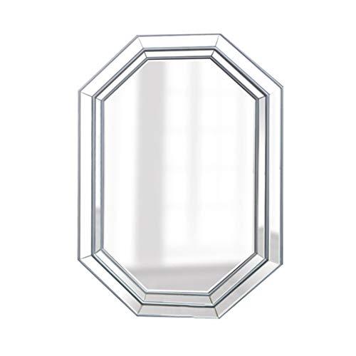 Gcgg Espejos Grandes para Pared Decorativos de Oro