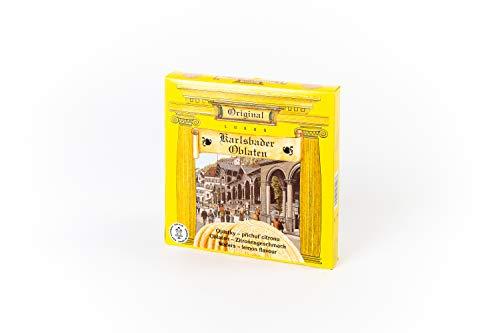5 x Karlsbader Oblaten Zitrone 150g Packung