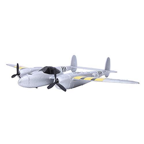 RC Planeador, 2.4Ghz RC Aviones de Control Remoto, Simulación Planeador Teledirigido de Espuma EPP Aviones de Juguete para Niños y Adultos, Juguetes para Interiores y Exteriores