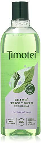 Timotei – Shampoo Frisch und Kräuter – 400 ml – [4er-Pack]