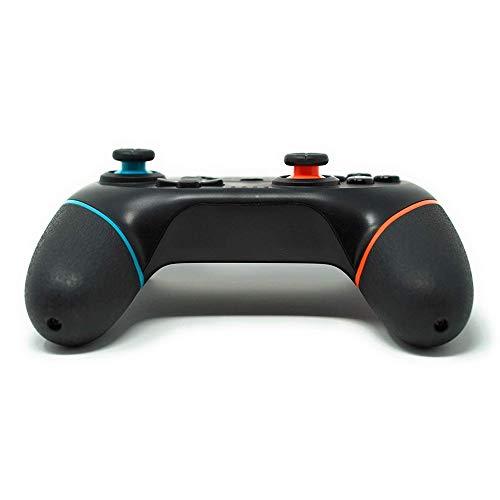 ZQY Controller mit USB-Ladekabel und Turbo-Funktion Wireless Gamepad Klassische Bluetooth NS Wireless-Joystick Griff for Nintendo Switch und PC