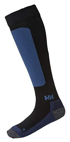 Helly Hansen Green Alpine Socken Unisex, Black, 45-47