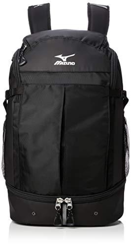 [ミズノ] バックパック 約40L C3JDB901 ブラック