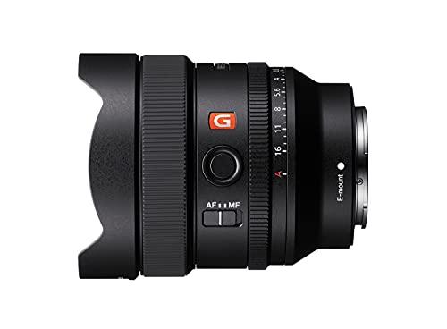 Sony SEL14F18GM   Vollformat FE 14mm F1.8 GM - Premium G Master Serie Objektiv mit Festbrennweite