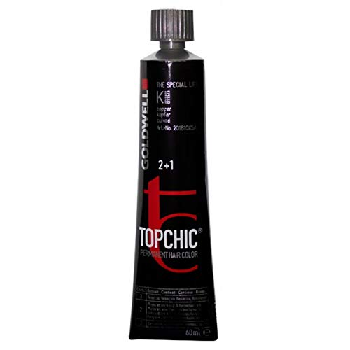 Goldwell Topchic Haarfarbe Effects kupfer K, 1er Pack (1 x 60 ml)