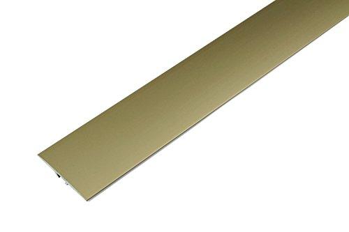 Dalsys Parkett Laminat Übergangsprofil Dehnungsprofil 40 x 900 mm versch. Oberflächen. Inklusive Montagematerial bzw Selbstklebend