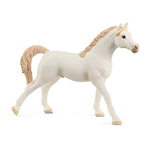 SCHLEICH Horse Club, Animal Figurine, Horse Toys for Girls and Boys 5-12 Years Old, Arab Stallion (Special Edition)