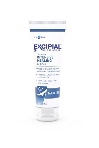 Excipial Urea 20% Intensive Healing Cream, 3.7 Ounce